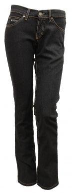 Naisten työfarkut IW, pituus 34. Naisten farkut miellyttävästä joustomateriaalista 34 tuuman lahkeella.