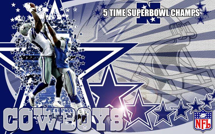 NFL Dallas Cowboys Team Wallpaper