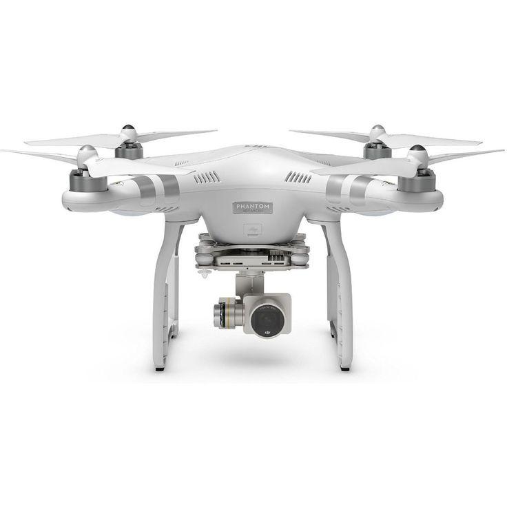 DJI Phantom 3 Advance Quadcopter Drone w/ 1080P Video Camera for $629