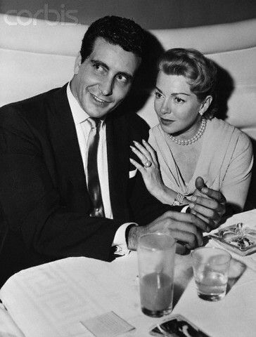 Johnny Stompanato, husband of Lana Turner and stabbed by her daughter Cheryl Crane.