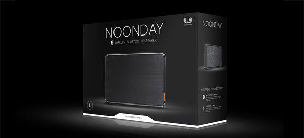 Noonday M e Noonday L - Colunas Bluetooth de alta qualidade
