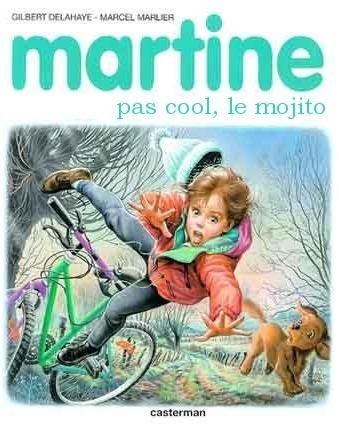 Martine Mojito !