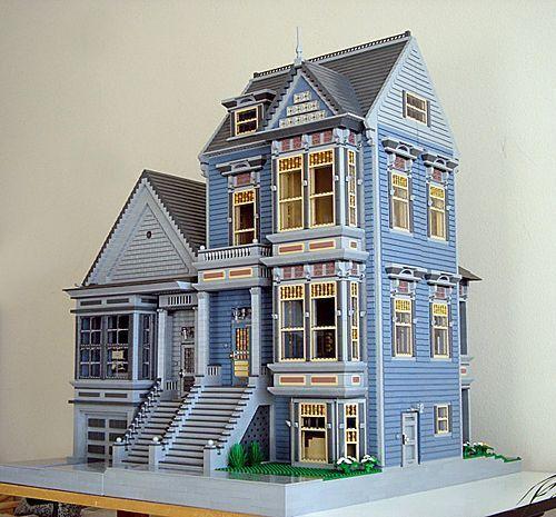 Victorians at BrickWorld 2009: A LEGO® creation by SoftaRae . : MOCpages.com