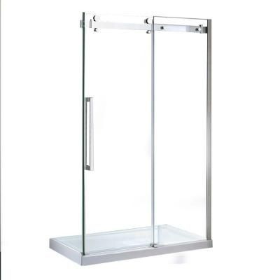 25 Best Ideas About Frameless Sliding Shower Doors On