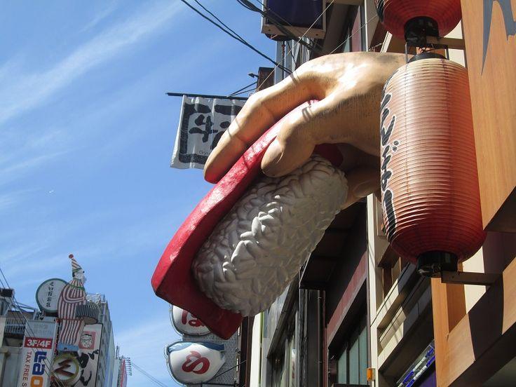 Dotonbori   Tempat Wisata Populer di Osaka   Tour ke Jepang   Jalan-jalan ke Jepang