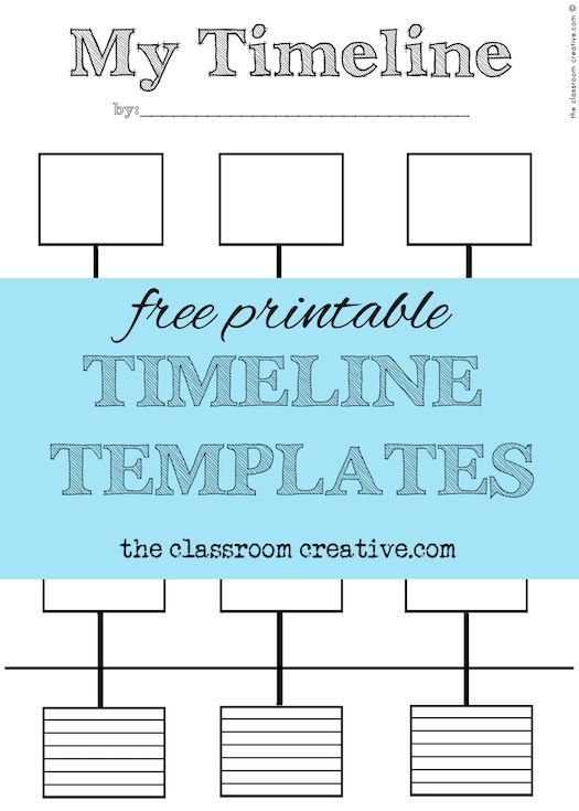 Best 25+ Timeline project ideas on Pinterest Timeline ideas - sample timelines