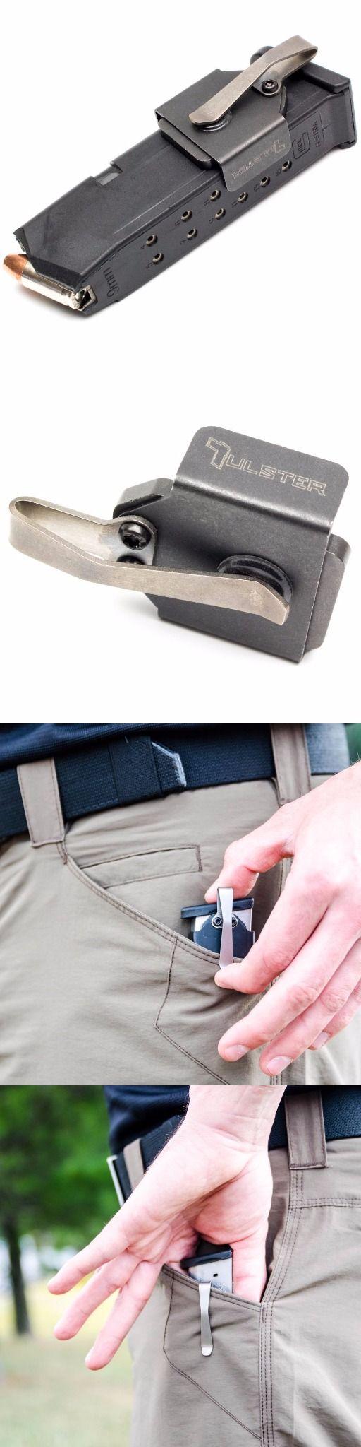 NeoMag - Magnetic In-The-Pocket Handgun Pistol Firearm Magazine Holder