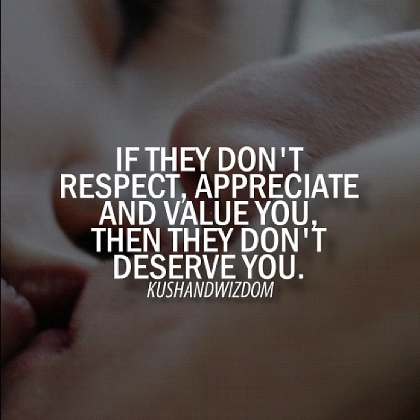 respect for a relationship quotes