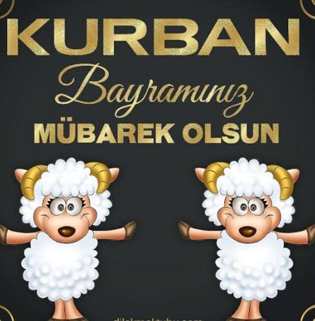 Resimli Kurban Bayrami Mesajlari 2020 Eid Al Adha Mubarak 2020 Eid Mesajlar Resim