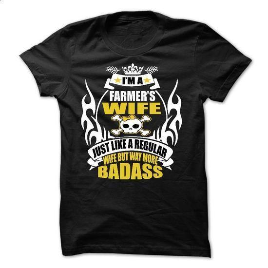 FARMERS WIFE - #cool hoodies #custom sweatshirt. PURCHASE NOW => https://www.sunfrog.com/Faith/FARMERS-WIFE-47001410-Guys.html?60505