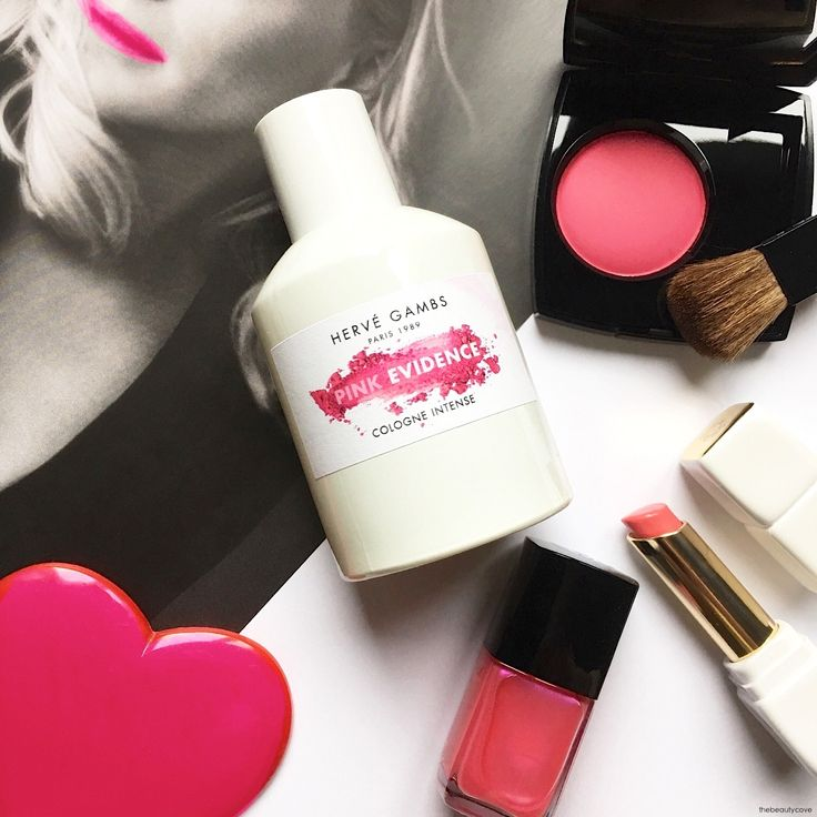 The Beauty Cove: IL PROFUMO: PINK EVIDENCE di HERVÉ GAMBS