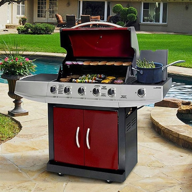 37 best brinkman grills images on pinterest charcoal for Brinkman s fishing report