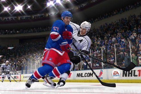 NHL 14 and improvements on NHL 15