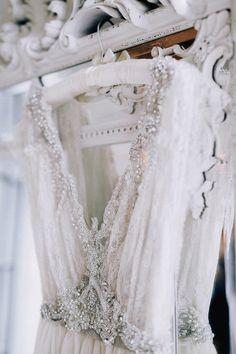 Wedding Dress by /tatyanakochnova/ http://www.allysonjames.net