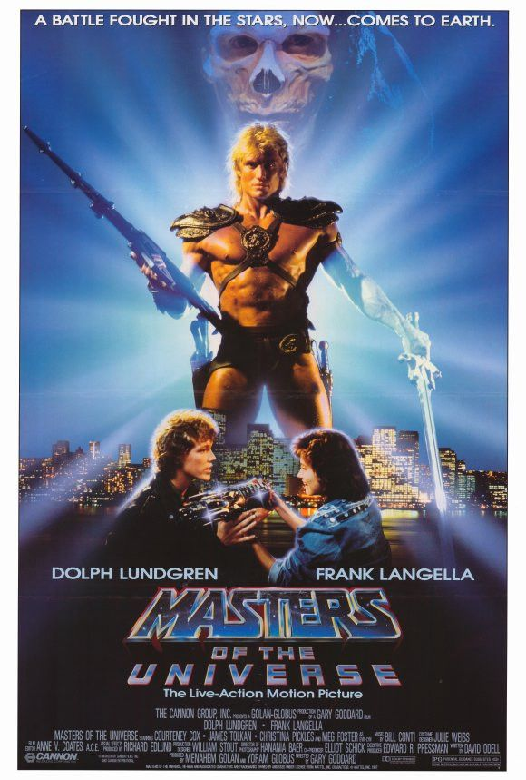CAST: Dolph Lundgren, Frank Langella, Billy Barty, Courteney Cox Arquette, Meg Foster; DIRECTED BY: Gary Goddard; WRITTEN BY: David Odell; CINEMATOGRAPHY BY: Hanania Baer; MUSIC BY: Bill Conti; EDITIN