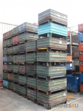 - INDUSTRIAL BINS FOR SALE - http://www.machines4u.com.au/browse/Material-Handling/Bins-Containers-300/Metal-Bins-1399/