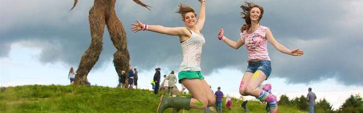 The wickerman festival 20th & 21st July, 2012.
