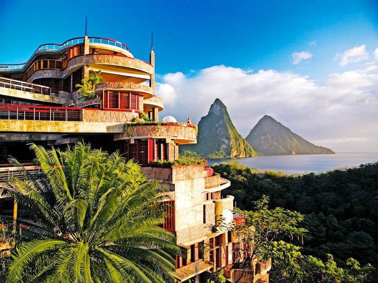 Find Jade Mountain Soufri�re, St. Lucia information, photos, prices, expert…