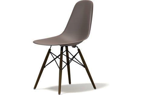 DSW Gestell dunkel - mauve grau - Sitzhöhe 43 Jetzt bestellen unter: http://www.woonio.de/p/dsw-gestell-dunkel-mauve-grau-sitzhoehe-43/