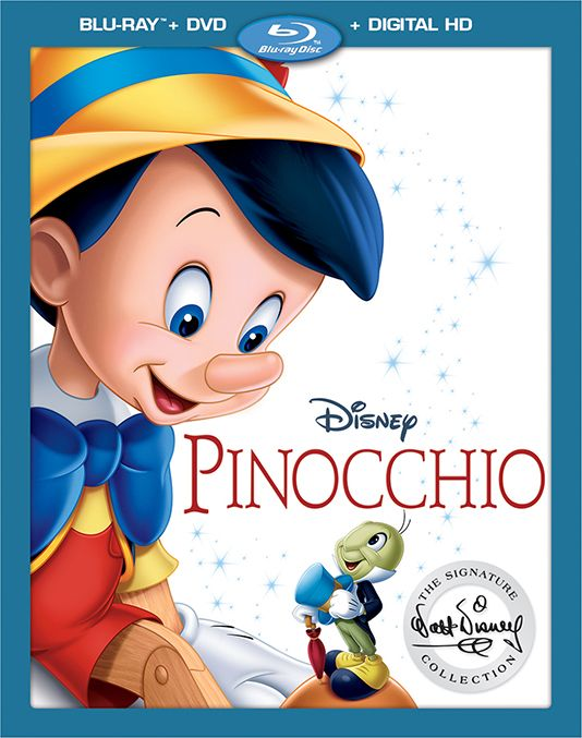 Disney announces 'Pinocchio' to be next film released in The Walt Disney Signature Collection! Find out more here: http://disneyforever28.blogspot.com/2017/01/disney-announces-pinocchio-as-next-film.html