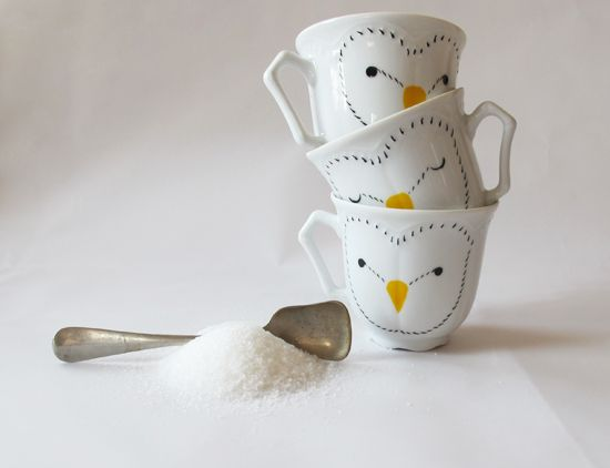 andrea tachezy painted mugs