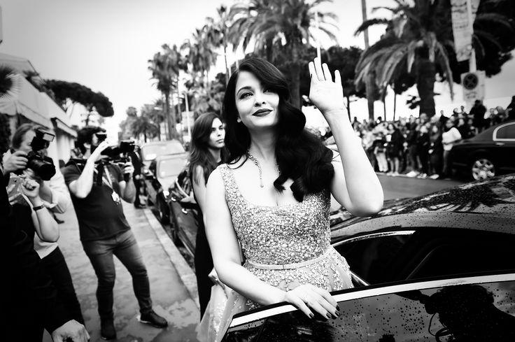 Aishwarya Rai - Photo by Gareth Cattermole
