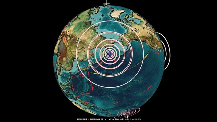 """7/18/2017 -- Very Large M7.7 earthquake strikes Pacific + M6.5 strikes P... """"VERY important. It's only getting worse, and now this stuff.  Listen please. This is a huge part of it. God is showing you he's fulfillinf these prophecies, and things will get horrible. It may be that horrile now, but we are all just too jaded to see the terror of this world and of it's leaders, and anybody who follows another person. Let Jesus guide you. when shtf Call to Jesus, and repent. We all have to turn…"""