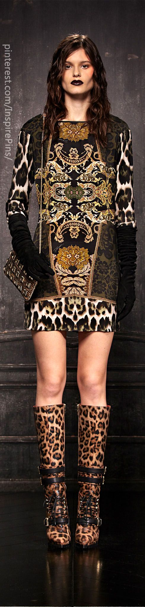 Pre-Fall 2013 Just Cavalli   The House of Beccaria~