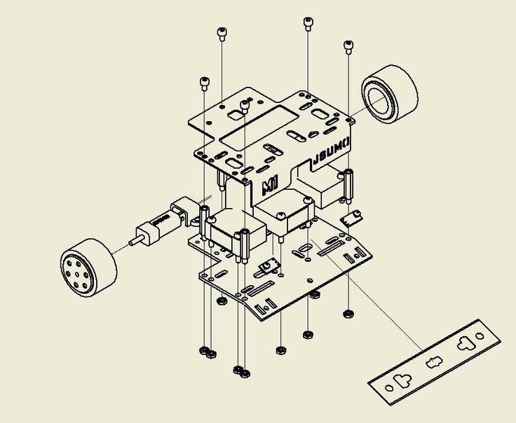 M1 Mini Sumo Kit: https://us11.admin.mailchimp.com/reports/show?id=674649 Strong mini robot kit from Jsumo! Now We ship with longer range MR45 sensors! #sumorobot #minisumo