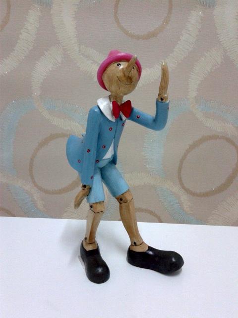 Pinokyo Biblo
