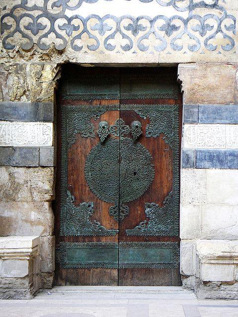 egyptian doors....