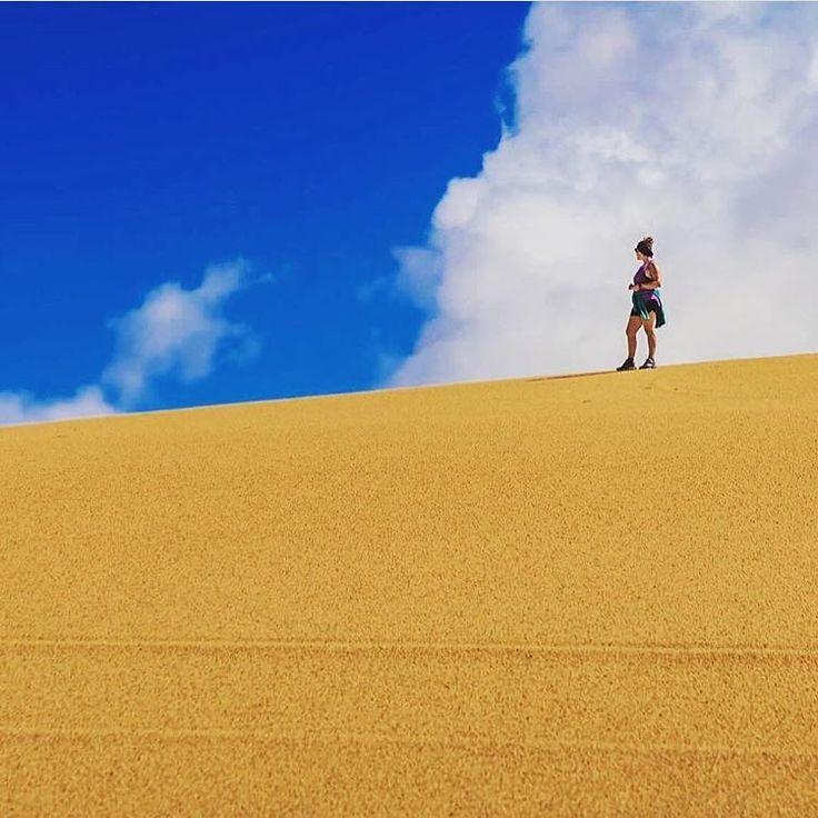 #Dunas Desierto de nuestra Guajira.   Fotografía; @imagenomade
