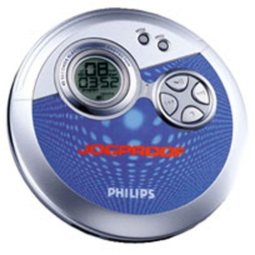 Philips AX3311 Personal Jogproof CD Player