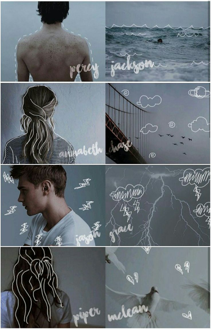 Percy Jackson, Annabeth Chase, Jason Grace, and Piper McLean | Heroes of Olympus | Tumblr