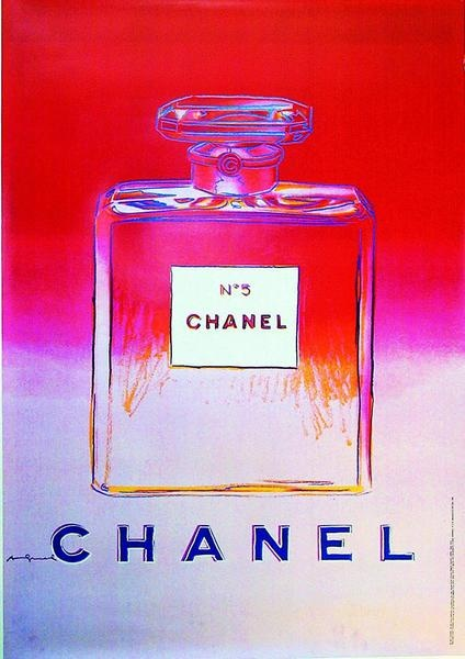 Andy Warhol for Chanel No. 5