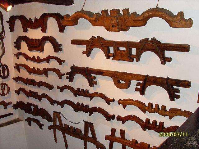 Museo etnográfico Grandas de Salime #Asturias
