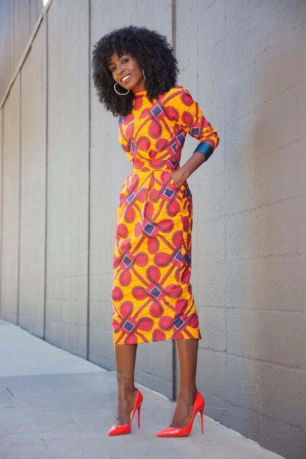 east african beauty elegant african print boom