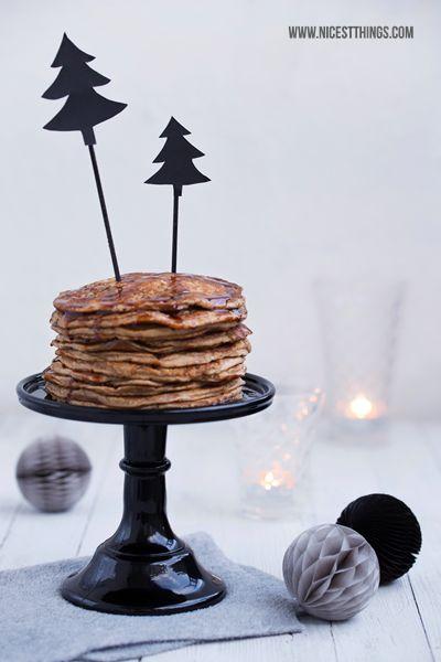 caramel pancakes