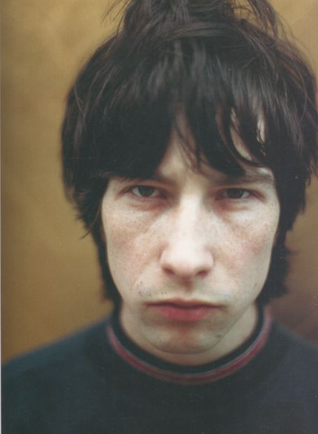 wallflowermanifesto: Bobby Gillespie, 1991 by Wolfgang Tillmans via Tumblr