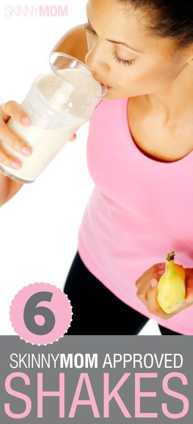 Easy recipes to try after you workout! Shakes that are Skinny Mom approved POST WORKOUT