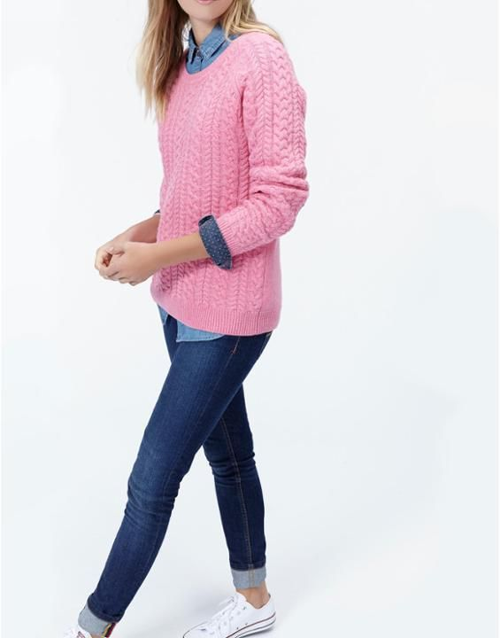 NELLCable Knit Jumper