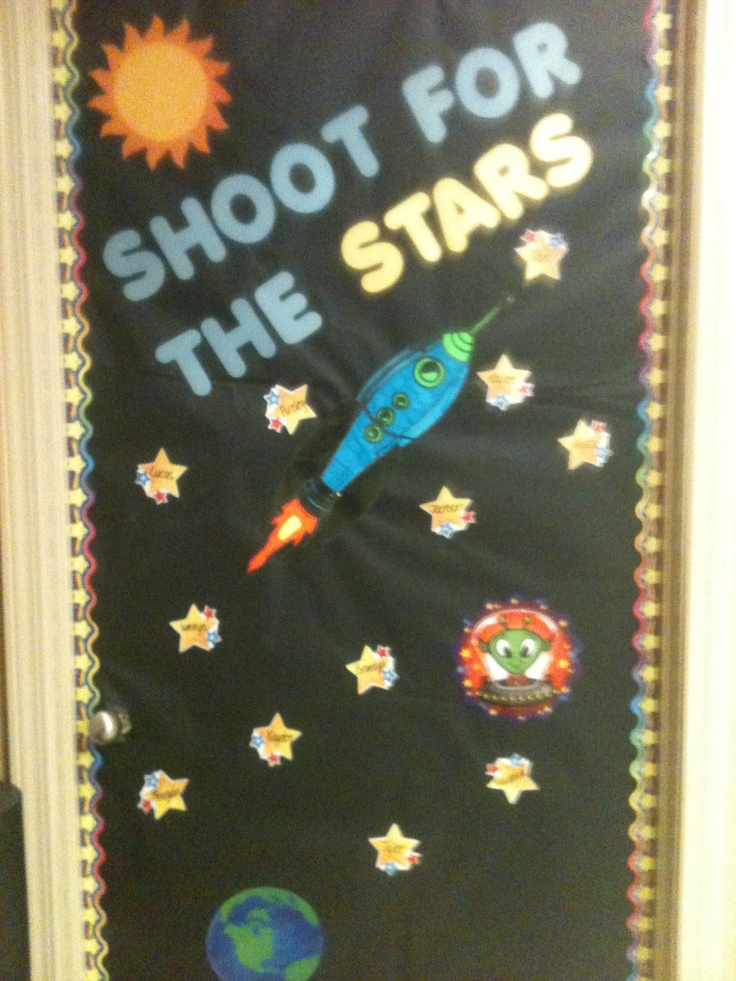 Decorating A Space Themed Classroom ~ Best images about bulletin board ideas on pinterest