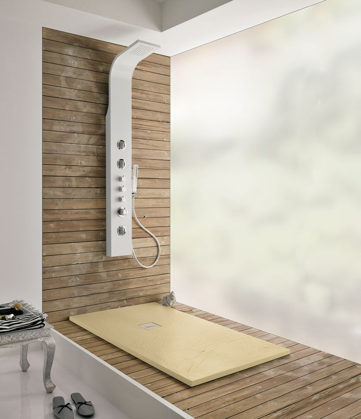 Isseo #shower #Acquaidro #bathroom #ducha #baño #relax #design #home