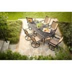 Martha Stewart Living Solana Bay 7-Piece Patio Dining Set ASR-SET-1148-7 at The Home Depot - Mobile