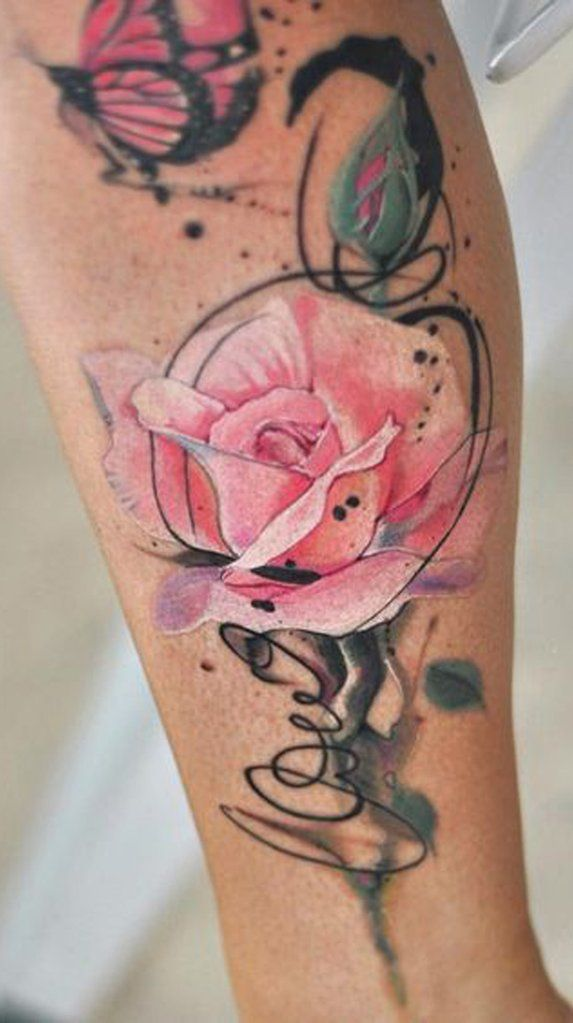 30 Delicate Flower Tattoo Ideas Flower Tattoo Arm Forearm