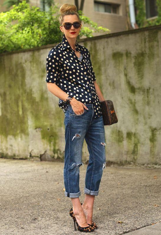 画像 : 夏コーデにおすすめ。可愛らしくも大人っぽくも着こなせるドット柄♡ - NAVER まとめ