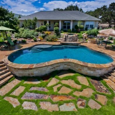 154 Best images about Pools on Pinterest | Swimming pool ...