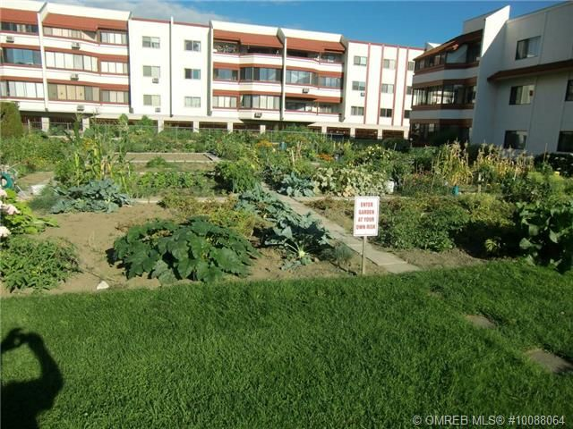 Individual gardening spaces