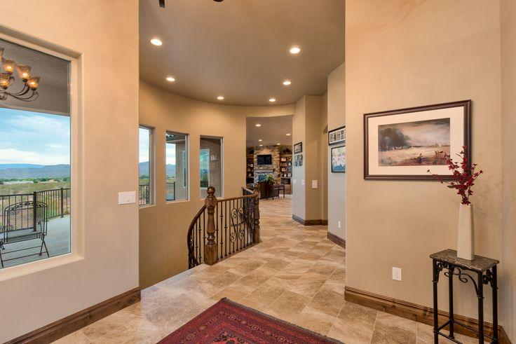 Stairs to basement anderson custom homes inc st george for Utah basement