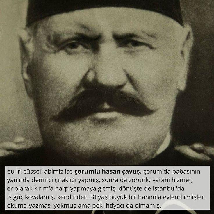 yazının devamı: http://takassi.com/sans #hasanpasa #takassi #corum